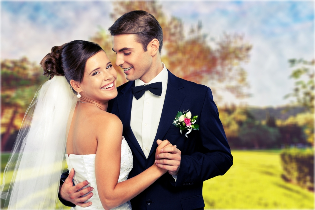 Bridal Wedding Couples Image